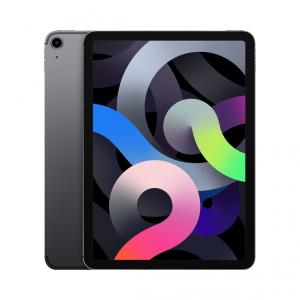 Apple iPad Air 4-generacji 10,9 cala / 256GB / Wi-Fi + LTE (cellular) / Space Gray (gwiezdna szarość) 2020 - nowy model