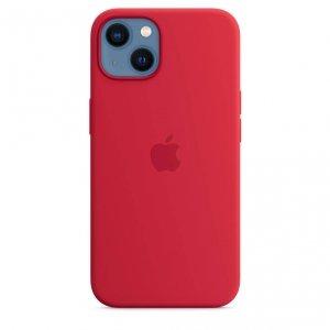 Apple Silikonowe etui z MagSafe do iPhone'a 13 – (PRODUCT)RED