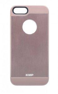 KMP Etui do iPhone SE/5S/5 Różowe złoto