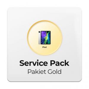 Service Pack - Pakiet Gold 2Y do Apple iPad - 2 letni okres ochrony