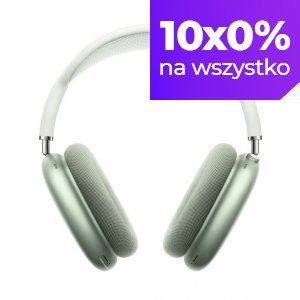 Apple AirPods Max - Słuchawki bezprzewodowe Bluetooth w kolorze zielonym