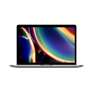 MacBook Pro 13 Retina Touch Bar i5 1,4GHz / 16GB / 256GB SSD / Iris Plus Graphics 645 / macOS / Space Gray (gwiezdna szarość) 2020 - nowy model - klawiatura US