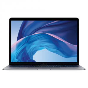 MacBook Air Retina True Tone z Touch ID i5 1.6GHz / 8GB / 256GB SSD / UHD Graphics 617 / macOS / Space Gray