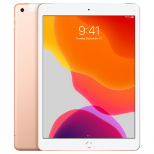 Apple iPad 10,2 7-gen 32GB Wi-Fi LTE Gold (złoty)