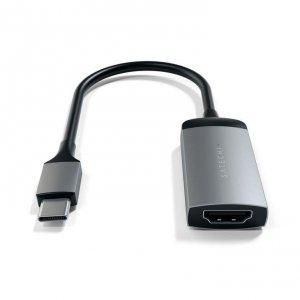 Satechi USB-C do HDMI 4K 60Hz Adapter Space Gray