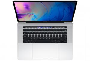 MacBook Pro 15 Retina True Tone i7-8750H / 16GB / 512GB SSD / Radeon Pro 555X / macOS / Silver