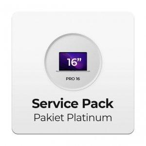 Service Pack - Pakiet Platinium 3Y do Apple MacBook Pro 16