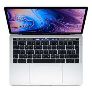 MacBook Pro 13 Retina Touch Bar i7 2,8GHz / 16GB / 1TB SSD / Iris Plus Graphics 655/ macOS / Silver (2019)