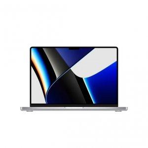 Apple MacBook Pro 14 M1 Max 10-core CPU + 32-core GPU / 64GB RAM / 8TB SSD / Srebrny (Silver)
