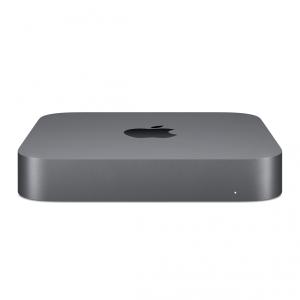 Mac mini i3 3,6GHz / 64GB / 512GB SSD / UHD Graphics 630 / macOS / 10-Gigabit Ethernet / Space Gray (gwiezdna szarość) 2020 - nowy model