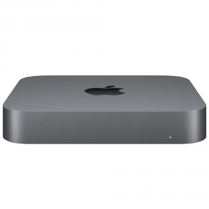 Mac mini i5-8500 / 16GB / 2TB SSD / UHD Graphics 630 / macOS / Gigabit Ethernet / Space Gray