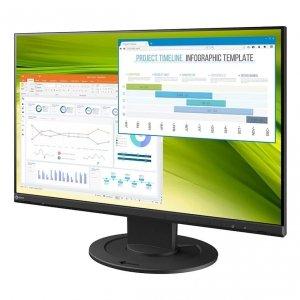 Monitor EIZO EV2360-BK LCD 22,5 z regulowaną stopką Czarny