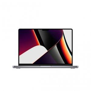 Apple MacBook Pro 14 M1 Pro 10-core CPU + 32-core GPU / 32GB RAM / 4TB SSD / Gwiezdna szarość (Space Gray)