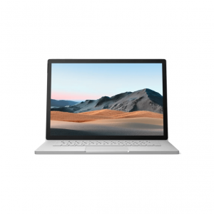 Microsoft Surface Book 3 15-cali / Intel Core i7 / 16GB / 256GB / Windows 10 Home - Platinium (platynowy)
