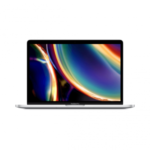 MacBook Pro 13 Retina Touch Bar i5 2,0GHz / 32GB / 2TB SSD / Iris Plus Graphics / macOS / Silver (srebrny) 2020 - nowy model