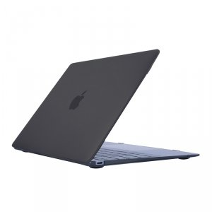 KMP Etui MacBook 12 - Antracyt
