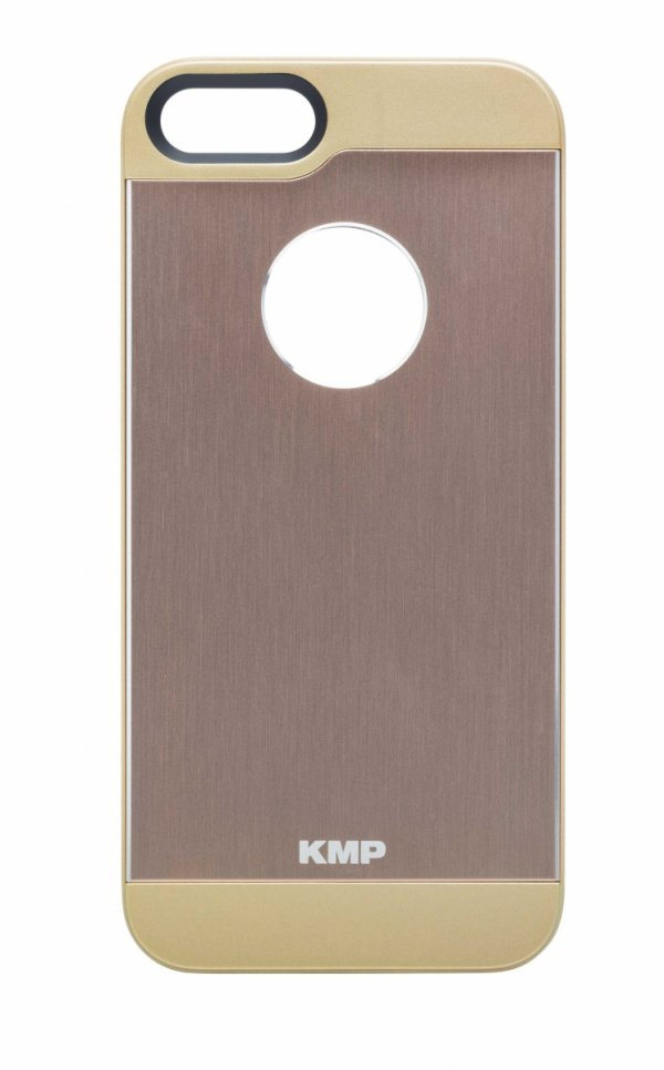 KMP Etui do iPhone SE/5S/5 Złoty