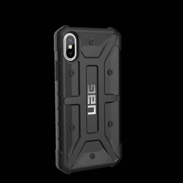 UAG Pathfinder - obudowa ochronna do iPhone X (czarna)