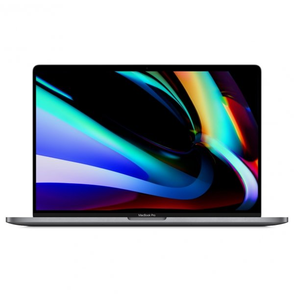 MacBook Pro 16 Retina Touch Bar i9-9980HK / 16GB / 512GB SSD / Radeon Pro 5500M 4GB / macOS / Space Gray (gwiezdna szarość)