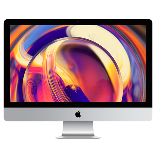 iMac 27 Retina 5K i9-9900K / 8GB / 512GB SSD / Radeon Pro Vega 48 8GB / macOS / Silver (2019)