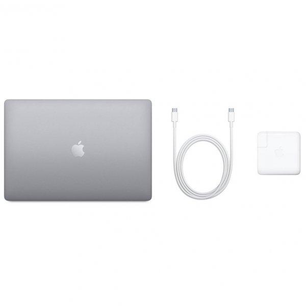 MacBook Pro 16 Retina Touch Bar i9-9880H / 32GB / 1TB SSD / Radeon Pro 5500M 4GB / macOS / Space gray (gwiezdna szarość) - Klawiatura US