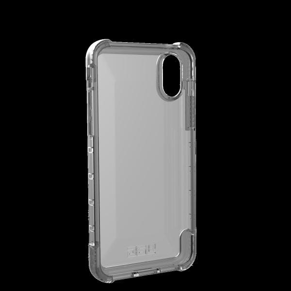 UAG Plyo - obudowa ochronna do iPhone X (przeźroczysta)