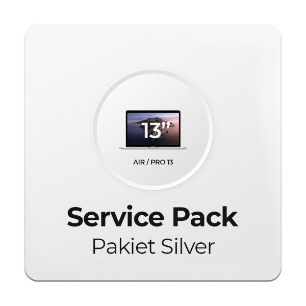 Service Pack - Pakiet Silver 1Y do Apple MacBook Air i Pro 13 - ochrona w pierwszym roku