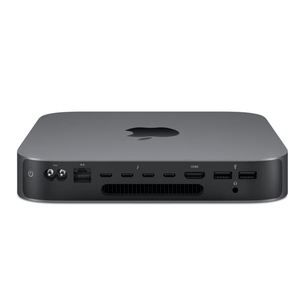 Mac mini i7 3,2GHz / 8GB / 256GB SSD / UHD Graphics 630 / macOS / 10-Gigabit Ethernet / Space Gray (gwiezdna szarość) 2020 - nowy model