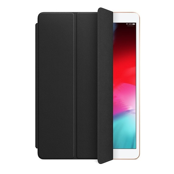 Etui Apple Leather Smart Cover do iPad Air 10,5 / iPad Pro 10,5 Black (czarny)
