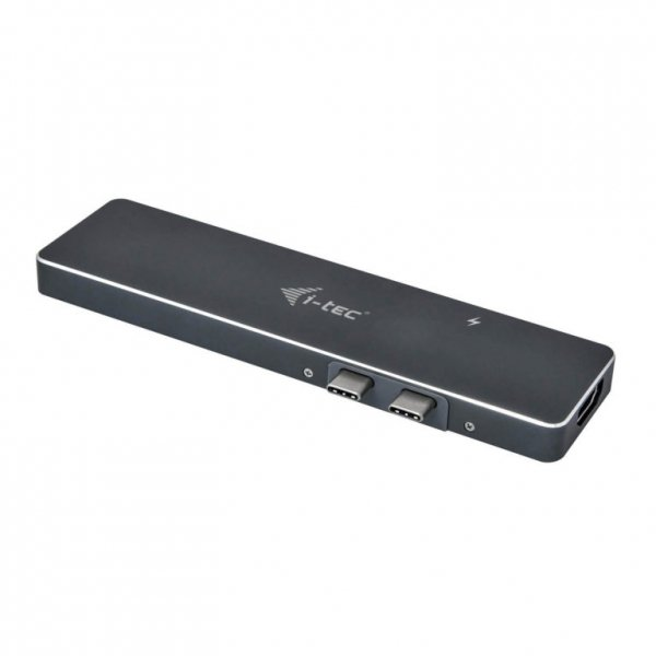 i-tec USB-C Metal Docking Station + Power Delivery do Apple MacBook Pro