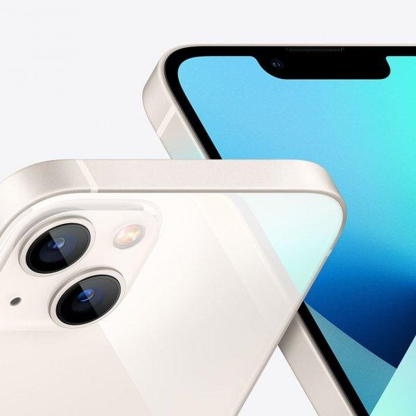Apple iPhone 13 256GB Księżycowa poświata (Starlight)