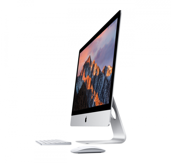 iMac 21,5 i5-7360U/8GB/1TB HDD/Iris Plus Graphics 640/macOS Sierra