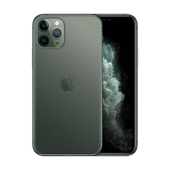 Apple iPhone 11 Pro 64GB Midnight Green (nocna zieleń)