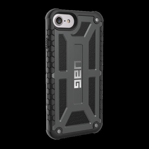 UAG Monarch - obudowa ochronna do iPhone 6s/7/8 (grafitowa) IPH7/6S-M-GR