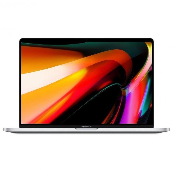 MacBook Pro 16 Retina Touch Bar i9-9980HK / 64GB / 512GB SSD / Radeon Pro 5500M 8GB / macOS / Silver (srebrny)