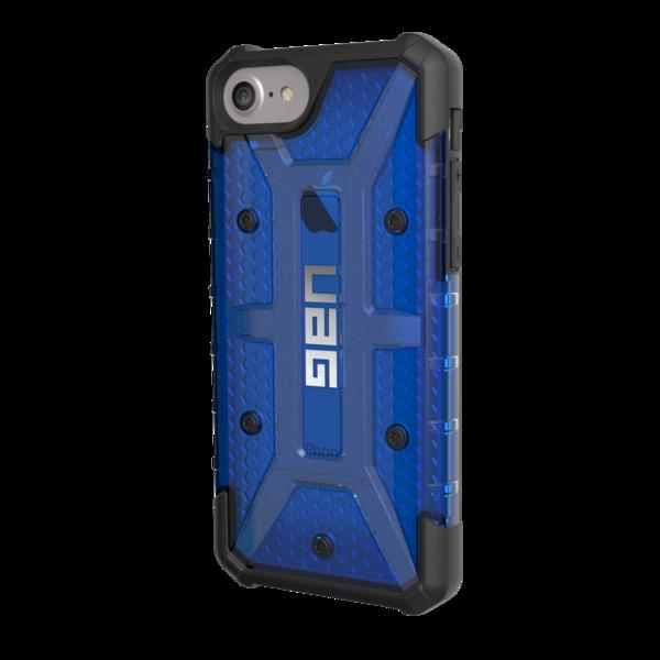 UAG Plasma - obudowa ochronna do iPhone 6s/7/8 (niebieska przeźroczysta) IPH7/6S-L-CB