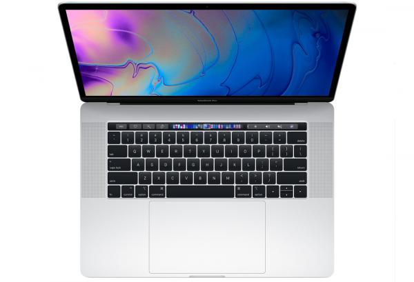 MacBook Pro 15 Retina True Tone i7-8850H / 16GB / 512GB SSD / Radeon Pro Vega 16 / macOS High Sierra / Silver