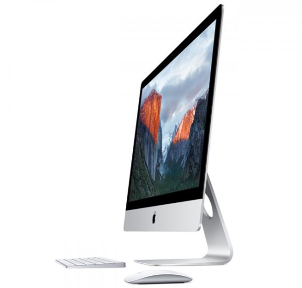 iMac 27 Retina 5K i5-7500/8GB/1TB SSD/Radeon Pro 570 4GB/macOS Sierra