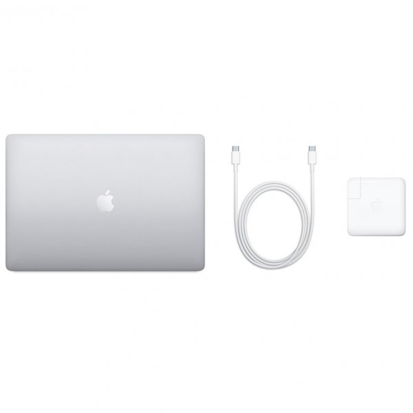 MacBook Pro 16 Retina Touch Bar i7-9750H / 16GB / 2TB SSD / Radeon Pro 5500M 4GB / macOS / Silver (srebrny)