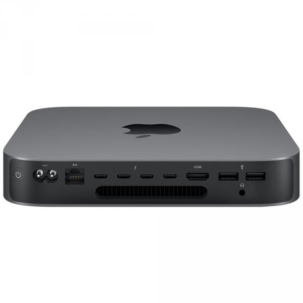 Mac mini i7-8700 / 64GB / 512GB SSD / UHD Graphics 630 / macOS / Gigabit Ethernet / Space Gray