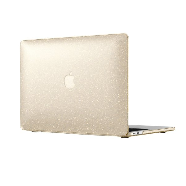 "Speck SmartShell Obudowa do MacBook Pro 13"" 2018/2017/2016 Gold Glitter (złoty)"
