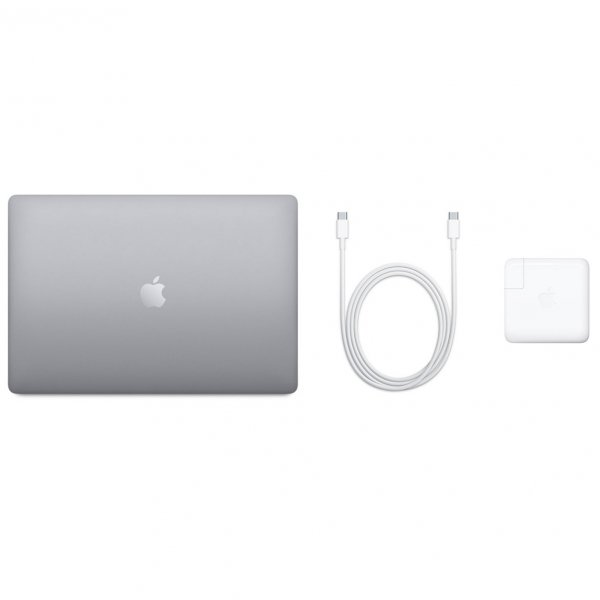 MacBook Pro 16 Retina Touch Bar i7-9750H / 32GB / 2TB SSD / Radeon Pro 5500M 8GB / macOS / Space Gray (gwiezdna szarość)