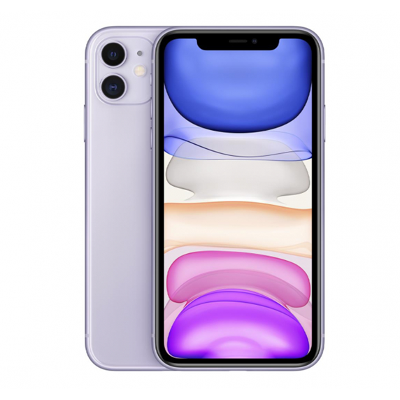 Apple iPhone 11 256GB Violet (fioletowy)