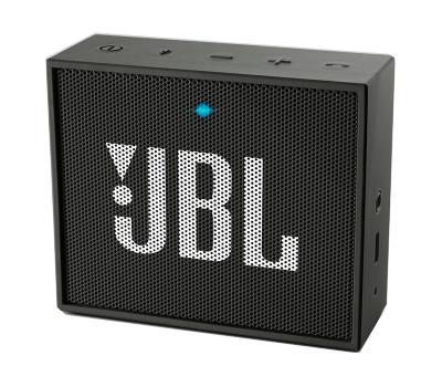 JBL GO Przenośny głośnik Bluetooth Czarny