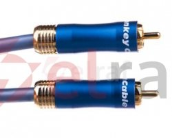 Kabel do subwoofera CLARITY RCA-RCA 6m MCYSUB6
