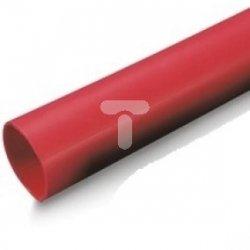 Rura termokurczliwa cienkościenna CR 6,4/3,2 - 1/4 cala różowa 8-7094 /1m/