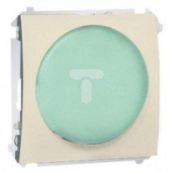 Simon Classic Sygnalizator świetlny LED – światło zielone 230V beż MSS/3.01/12 WMCS-020x3x-9013