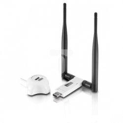 Bezprzewodowa karta sieciowa na USB podwójna antena NETIS 5DBI (WLAN N 300 MBIT/S) WF2116