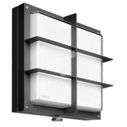 Oprawa LED z czujnikiem ruchu 8 metrów 360 stopni 16W 350lm IP44 alu-antracyt PMMA PIR numeryczna L 691 LED A 672317