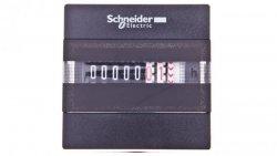 Licznik czasu pracy 24V AC 7 znaków analogowy tablicowy 48x48mm XBKH70000004M